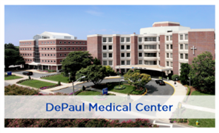 Bon Secours DePaul Medical Center 1 Logo